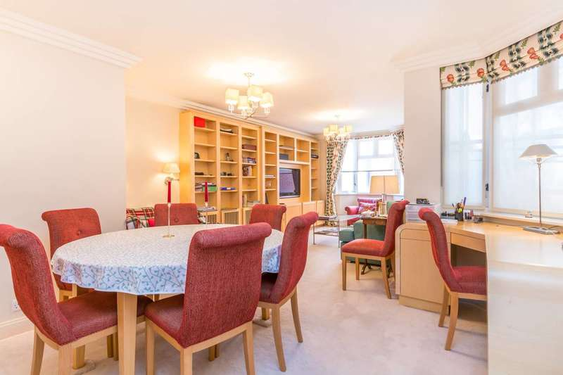 2 Bedrooms Flat for sale in Bloomfield Court, Mayfair, W1K