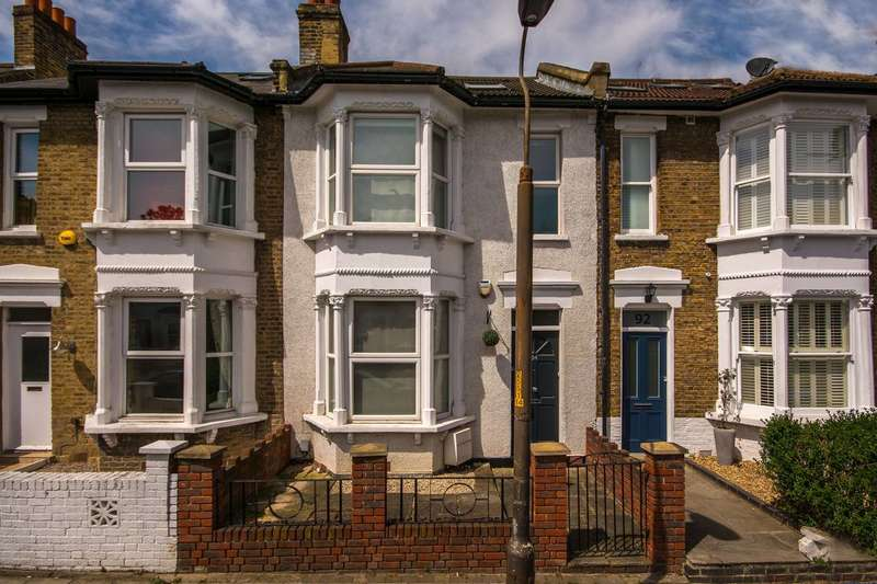 4 Bedrooms House for sale in Dunstans Road, East Dulwich, SE22