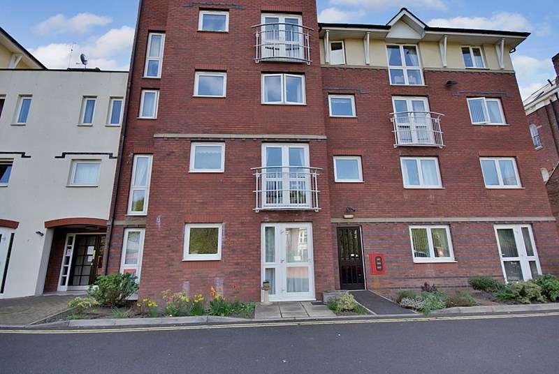 1 Bedroom Retirement Property for sale in Sanford Court, Sunderland, SR2 7AU