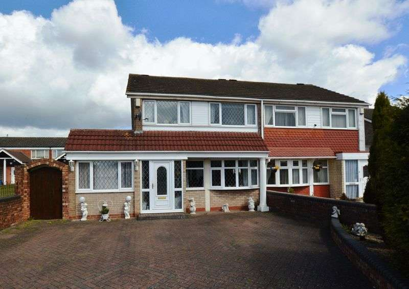 3 Bedrooms Semi Detached House for sale in Stornoway Road, Birmingham