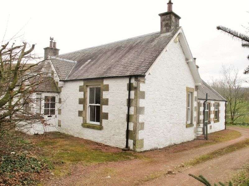 4 Bedrooms Cottage House for sale in Rachan Slack , Broughton, Biggar