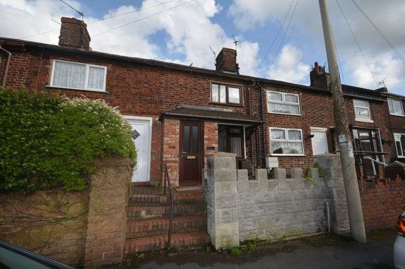 2 Bedrooms Terraced House for sale in Wereton Road, Stoke-On-Trent