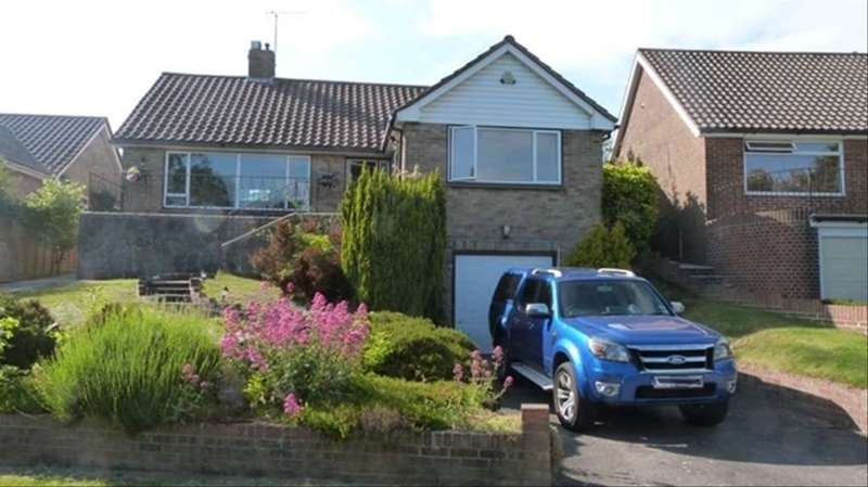 3 Bedrooms Detached House for sale in Montacute Road, Lewes