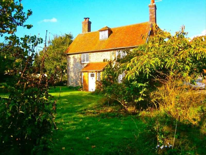 4 Bedrooms Detached House for sale in Crossways, Firle, Lewes