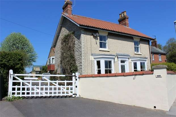 4 Bedrooms Detached House for sale in Scarborough Road, Norton, Malton, North Yorkshire