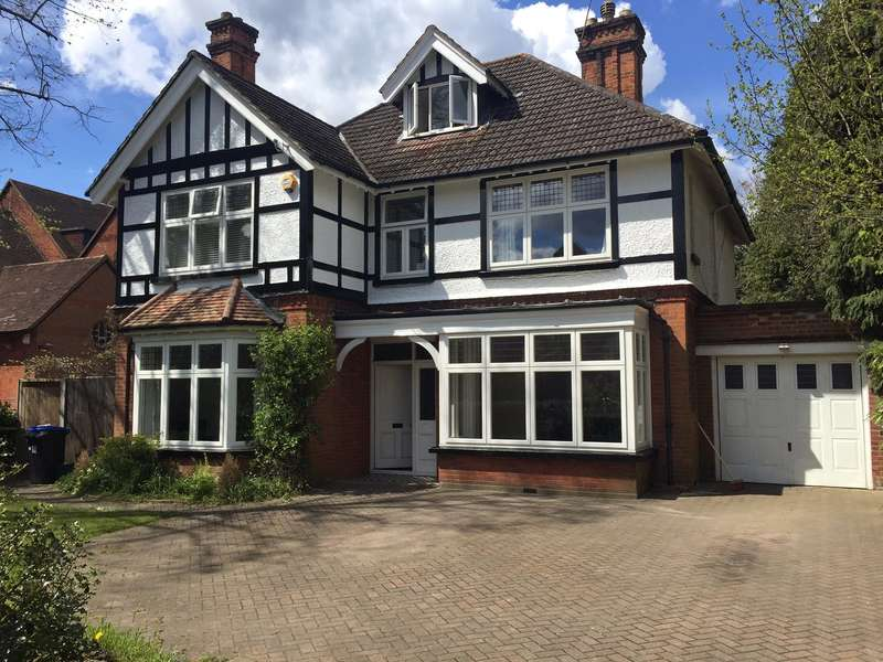 5 Bedrooms Detached House for sale in Mount Hermon Road, Woking, Surrey, GU22