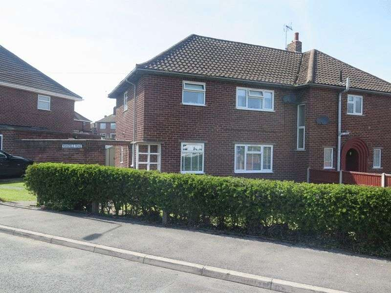 3 Bedrooms Semi Detached House for sale in Mansfield Road, Warsop