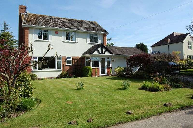 3 Bedrooms Detached House for sale in 3 High House Lane, Albrighton Wolverhampton
