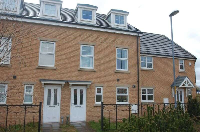 3 Bedrooms Terraced House for sale in Pacific Drive, Thornaby, Stockton-On-Tees
