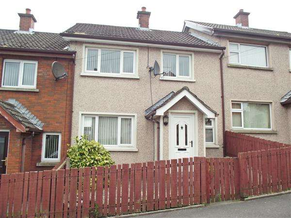 2 Bedrooms Terraced House for sale in 59 Corban Avenue