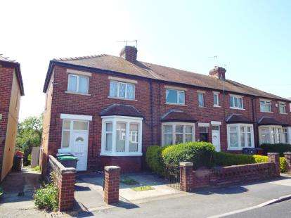3 Bedrooms End Of Terrace House for sale in Newhouse Road, Blackpool, Lancashire, ., FY4