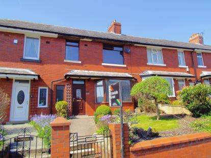 5 Bedrooms Terraced House for sale in Preston Old Road, Cherry Tree, Blackburn, Lancashire, BB2