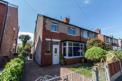 4 Bedrooms Semi Detached House for sale in Agnew Road, Fleetwood, Lancashire, FY7
