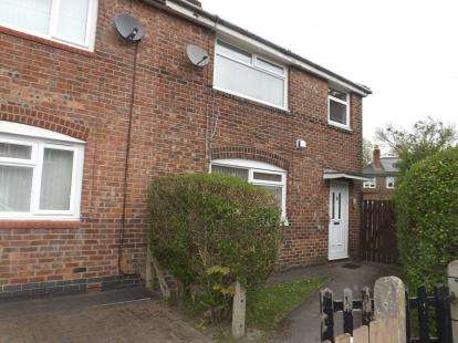 3 Bedrooms Semi Detached House for sale in Harrow Avenue, Manchester, Greater Manchester