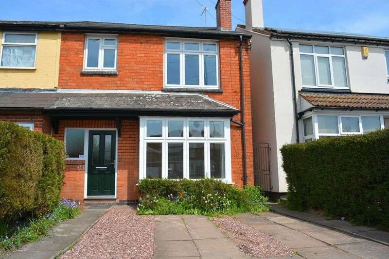 3 Bedrooms Semi Detached House for sale in Brook Lane, Kings Heath - RE-FURBISHED THREE BEDROOM SEMI DETACHED FAMILY HOME WITH NO CHAIN!!