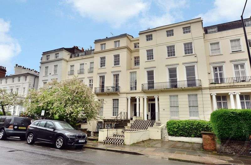 2 Bedrooms Flat for sale in Abercorn Place, St Johns Wood, London, NW8