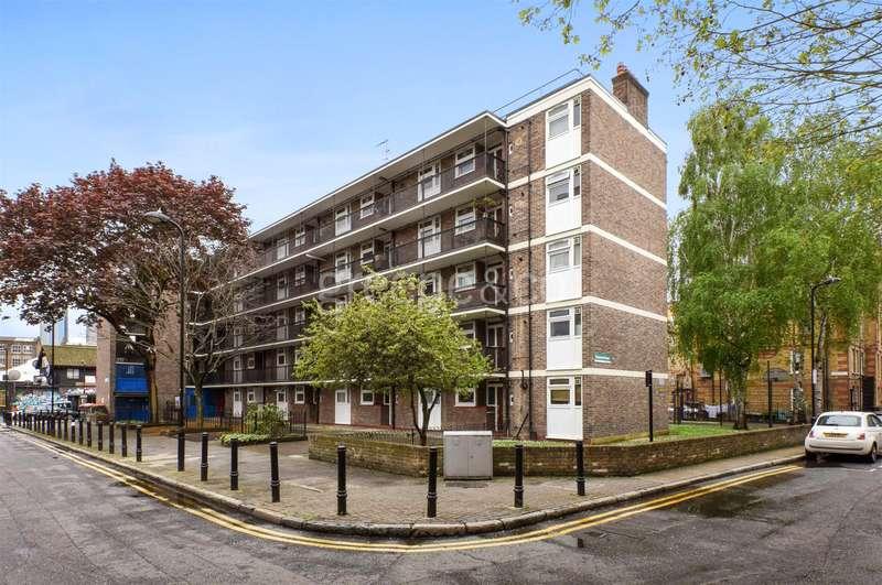 1 Bedroom Flat for sale in Cranwood Court, Vince Street, Old Street, EC1V