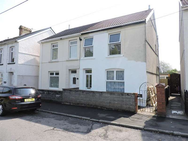 3 Bedrooms Property for sale in Dyffryn Road, Gorseinon