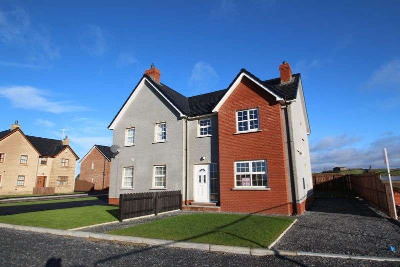 3 Bedrooms Semi Detached House for sale in Site 33 Timakeel Grange, Portadown