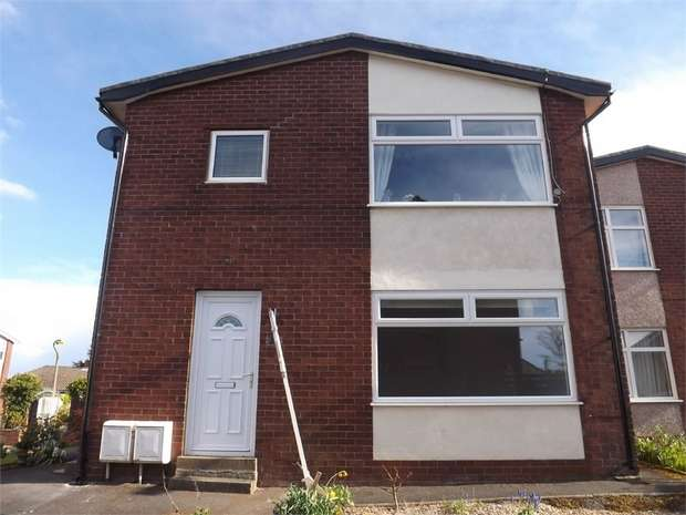 1 Bedroom Flat for sale in Prospect Avenue, Barrow-in-Furness, Cumbria