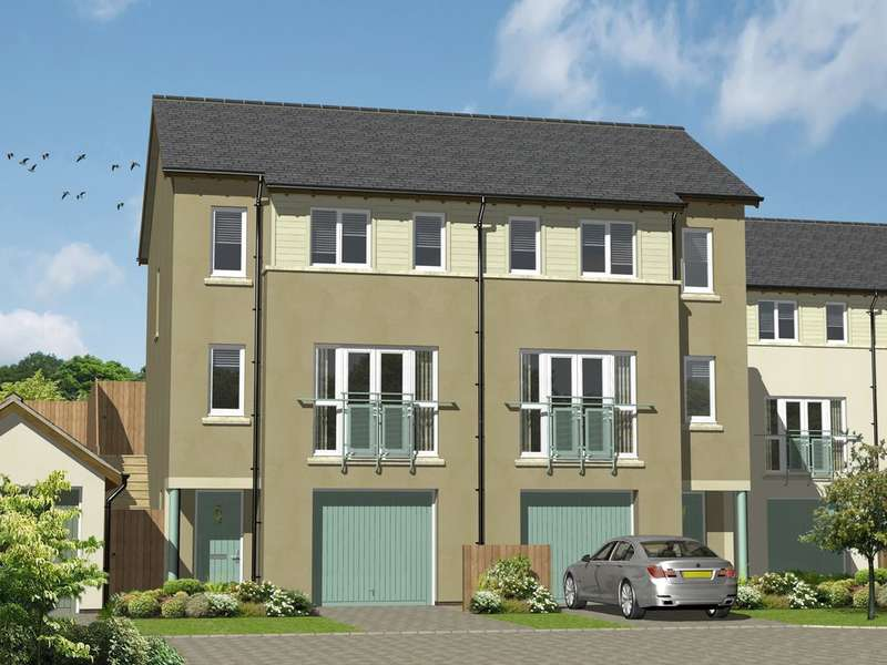 3 Bedrooms Semi Detached House for sale in Plot 70, Cragg Close, Kendal, Cumbria, LA9 6HL