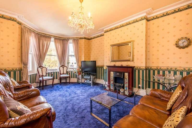 3 Bedrooms Flat for sale in Elgin Avenue, Maida Vale, W9