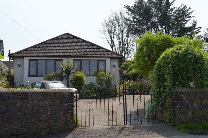 3 Bedrooms Detached Bungalow for sale in Elm Tree Road, Locking, Weston-Super-Mare