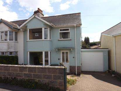 3 Bedrooms Semi Detached House for sale in Ogwell, Newton Abbot, Devon