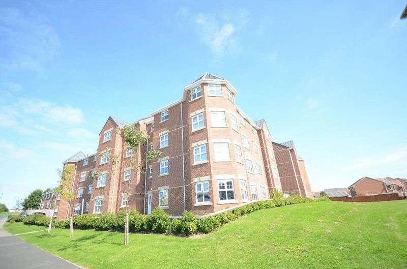2 Bedrooms Flat for sale in Dreswick Court, Murton