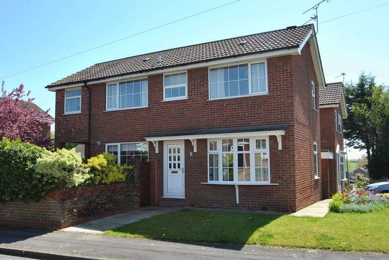 3 Bedrooms Detached House for sale in Crispin Way, Scunthorpe