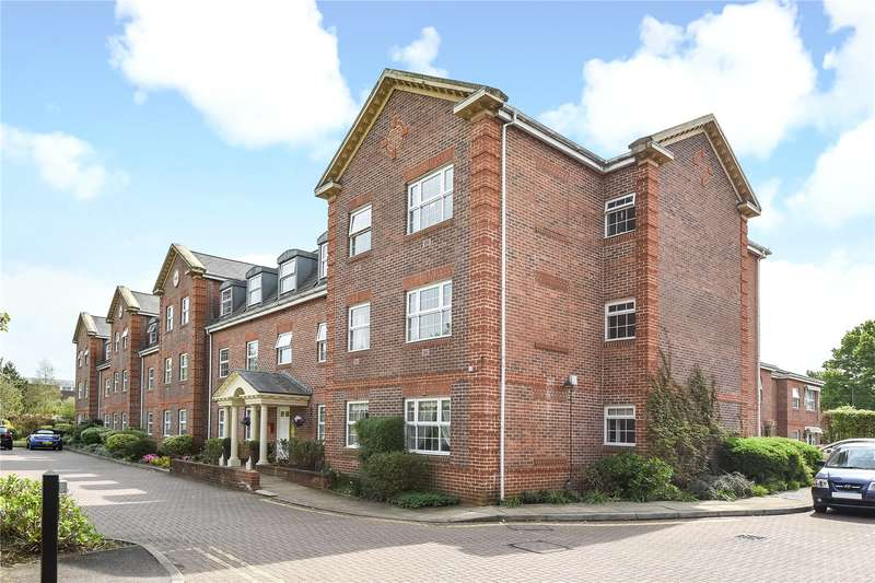 2 Bedrooms Apartment Flat for sale in Academy Gate, 233 London Road, Camberley, Surrey, GU15