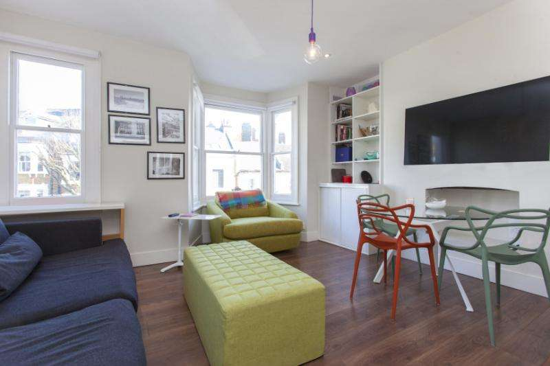 3 Bedrooms Flat for sale in Ravenshaw Street, West Hampstead