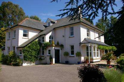5 Bedrooms Detached House for sale in Sidmouth, East Devon