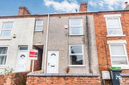 2 Bedrooms Terraced House for sale in Lindley Street, Selston, Nottingham, Nottinghamshire