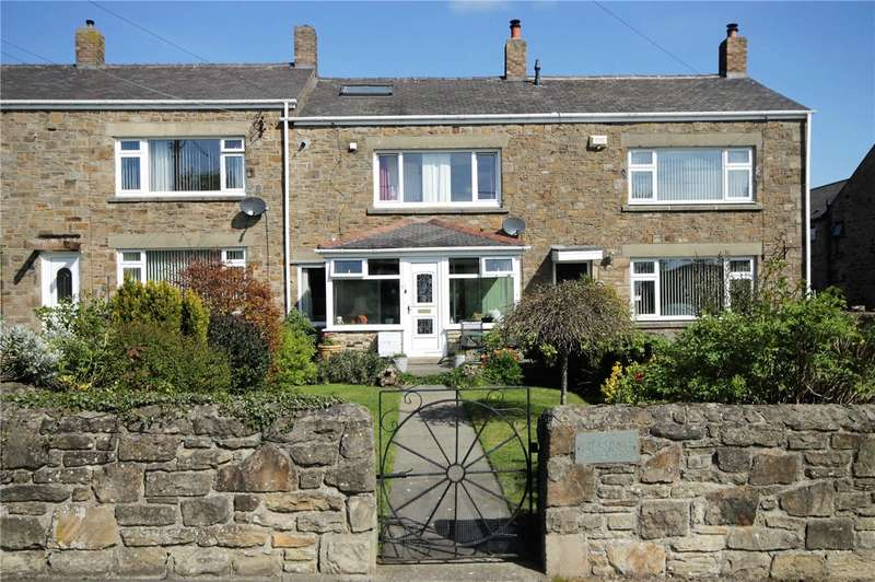 2 Bedrooms Terraced House for sale in Iveston Lane, Iveston, Consett, DH8