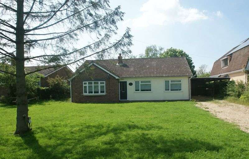 3 Bedrooms Detached Bungalow for sale in Ingatestone Road, Highwood, Margaretting
