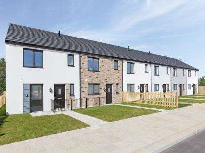 3 Bedrooms House for sale in Foundry Road, Dolcoath, Camborne, Cornwall