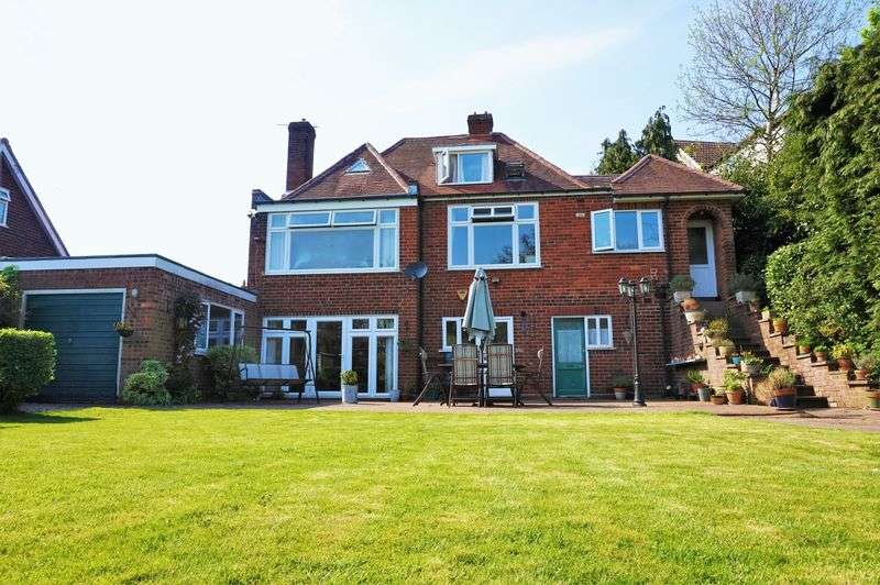 5 Bedrooms Detached House for sale in Woodland Road, Northfield, Birmingham - WONDERFULLY SPACIOUS HOME!