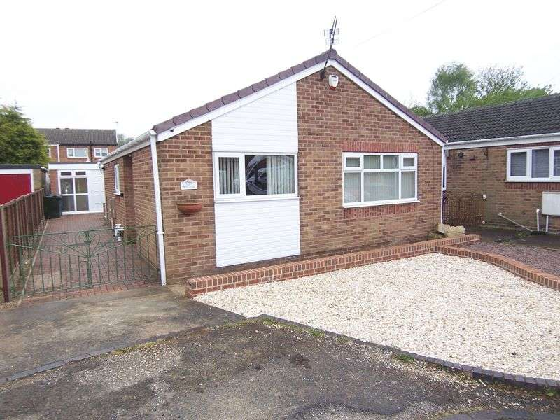 2 Bedrooms Detached House for sale in Petal Close, Rotherham