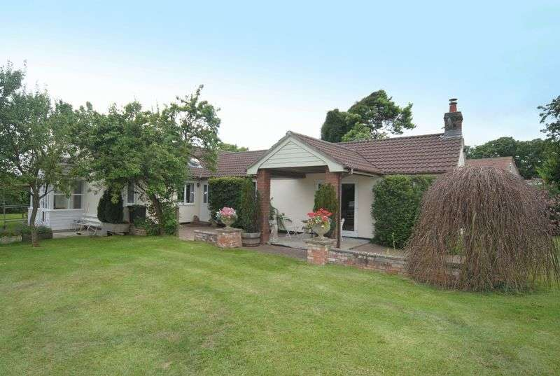 4 Bedrooms Detached Bungalow for sale in South Hill, Somerton