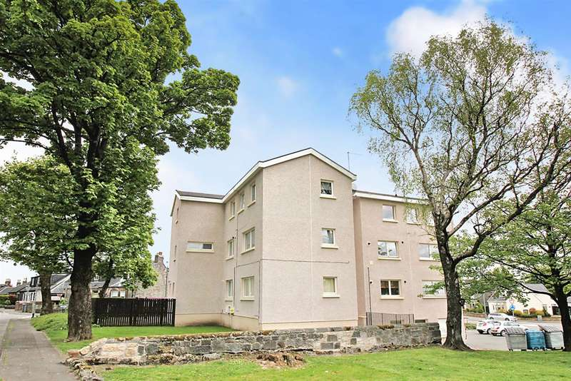 3 Bedrooms Maisonette Flat for sale in Bowling Green Place, Bonnybridge