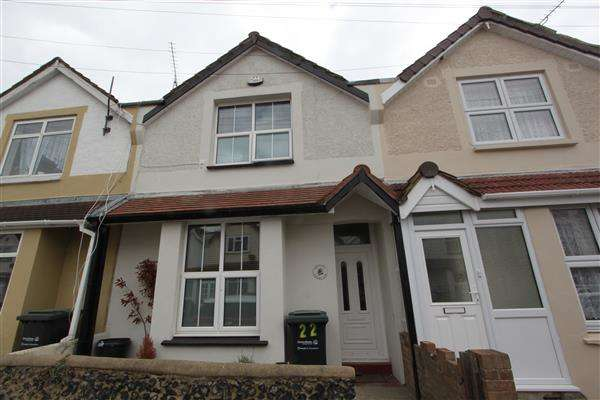 2 Bedrooms Terraced House for sale in Burnaby Road,, Northfleet