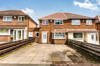 3 Bedrooms Semi Detached House for sale in Appleton Avenue, Great Barr, Birmingham, West Midlands