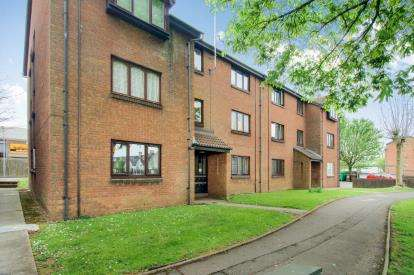 2 Bedrooms Flat for sale in Harlequin Court, Newport Road, Cardiff, Caerdydd