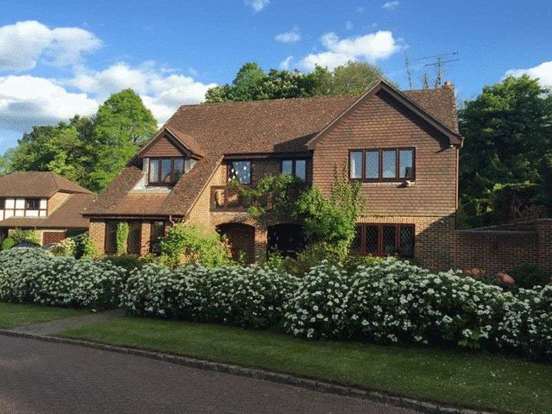 5 Bedrooms Detached House for sale in Barberry Way, Camberley