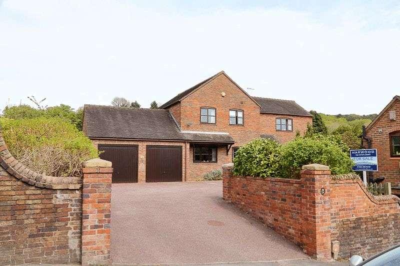 4 Bedrooms Detached House for sale in Belmont Road, Ironbridge