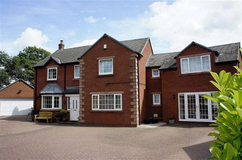 5 Bedrooms Property for sale in The Willows, Carlisle