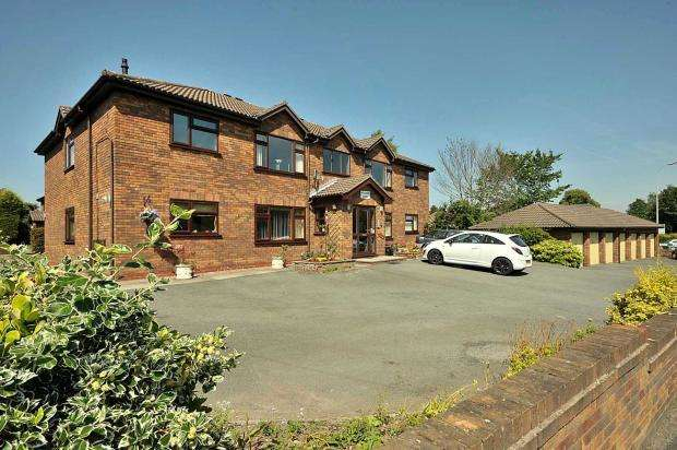 2 Bedrooms Property for sale in Hillside Court, Hillside Road, Appleton, WARRINGTON, WA4