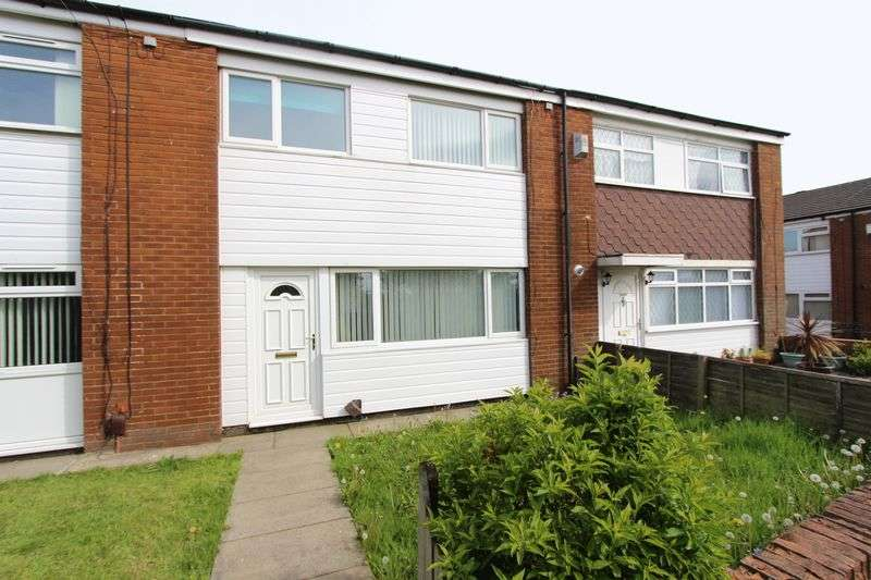 3 Bedrooms Terraced House for sale in Bleasdale Way, Liverpool