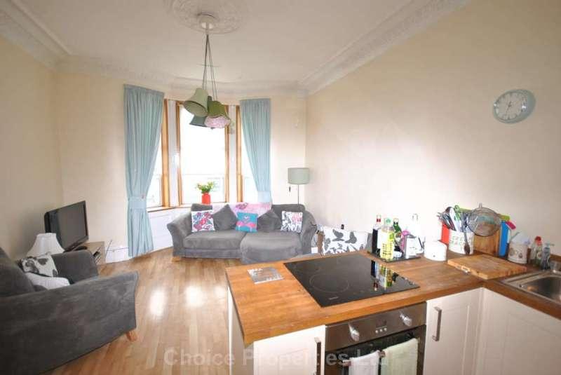 2 Bedrooms Flat for sale in Low Glencairn Street, Kilmarnock, KA1 4DQ